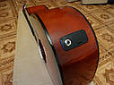 Гитара электроакустическая AZALEA. НОВАЯ! + Каподастр, Медиатор, Ключ., фото 7