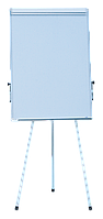 Флипчарт магнитный сухостираемый на треноге JOBMAX, 70х100см