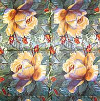 Салфетки для декуража Чайная роза 291