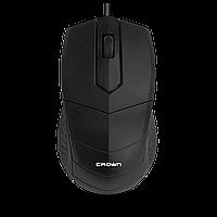 Мышь CROWN CMM-18 usb Black
