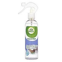 Освежитель AIRWICK AquaMist, 345мл, Прохлада льна и свежесть сирени