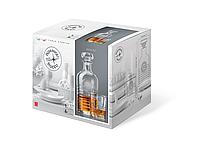 Столовый набор декантер с стаканами для виски bormioli rocco officina 1825 (540625s01021990)