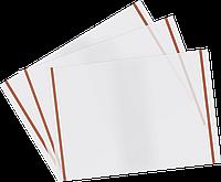 Обложка с самоклеющиемся клапаном 550*310мм, PP, глянцевая, прозрачная
