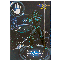 Папка для труда Art Effect COSMO, картонная, на резинке А4+ (315х215х30мм)
