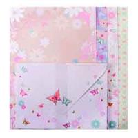 """Заготовка для открыток с цветными конвертами """"Inspiration"""" 10.5*14.8см"""