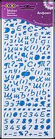 "Наклейки ""Алфавит"""