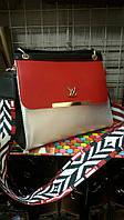 Модная сумка Louis Vuitton под кожу