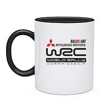 Чашка Mitsubishi wrc