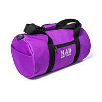 Спортивная женская сумка FitLadies Фиолетовая