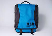 Женская спортивная сумка-рюкзак Pace Синяя