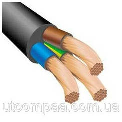 КГ, кабель гибкий силовой КГ 3х4 (узнай свою цену)