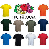Футболки Fruit of the loom