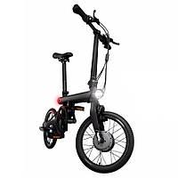 Xiaomi смарт-электрическая мощность складной велосипед Bluetooth 4.0 смарт велосипед с передним и задним светом складных педали поддержки для при