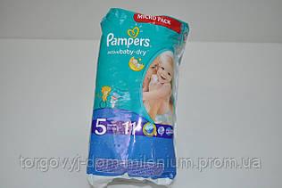 PAMPERS Детские подгузники Active Beby-Dry Junior 11-18 кг. 81457523