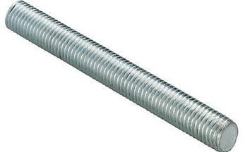 Шпилька резьбовая М6х1000 DIN 975, DIN 976  с левой резьбой | класс прочности 8.8, фото 2