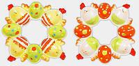 Декоративная подставка для яиц 18.5см, 2 вида BonaDi 23-E96