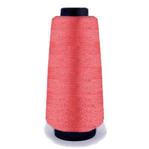 Нитка обувная капроновая 375 текс 450 грамм (0.75 мм) красная - нить крученая сапожная, фото 2
