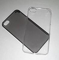 Чехол-накладка PC Apple iPhone 4/4s черный
