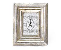 Рамка для фото деревянная серебро антик BonaDi 497-117