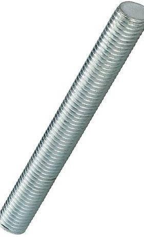 Шпилька резьбовая М14х1000 DIN 975, DIN 976  с левой резьбой | класс прочности 8.8, фото 2