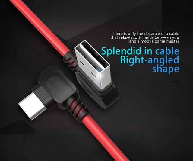 Кабель USB Type-C Orico TCW-10 с двусторонним USB разъемом для зарядки и передачи данных (Красный, 1м)
