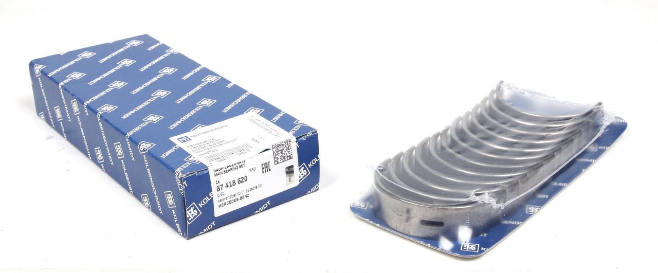 Вкладыши коренные ,OM610 2.2CDI 0.50mm KS 77 518 620