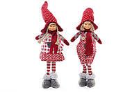 Новогодняя декоративная кукла, 2 вида BonaDi 711-188
