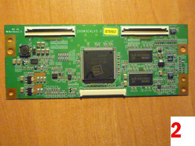 Платы T-Con для LED, LCD матриц, применяемых в телевизорах Panasonic, Sharp, Sony, Honda.