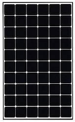 Солнечная батарея LG370Q1C NeON-R A5 370W Mono 30RSBB