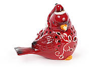 Декоративная статуэтка Птица с LED-подсветкой 15см BonaDi 827-405