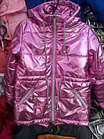 Детская курточка для девочки садик