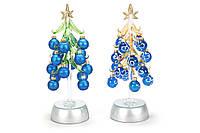 Новогоднее украшение Елочка с LED подсветкой 25см, 2 вида BonaDi NY28-298