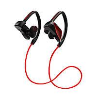 Беспроводные наушники JOYROOM Bluetooth Earphone Sport JR-U12 Водонепроницаемые Красные (SUN0128)
