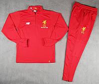Футбольный костюм Ливерпуль, сезон 17-18 (красный)