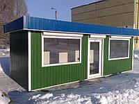Каркасное строительство киосков, фото 1