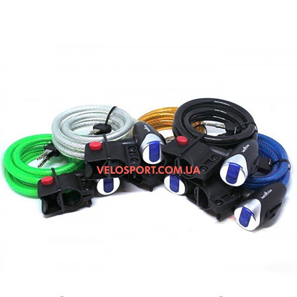 Велозамок 12х1500 TY551 разноцветный