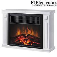 Мини-камин Electrolux EFP/M 5012W белый