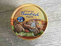 Тунец в подсолнечном масле Ocean Steamer Thunfisch Filets 195г. Германия