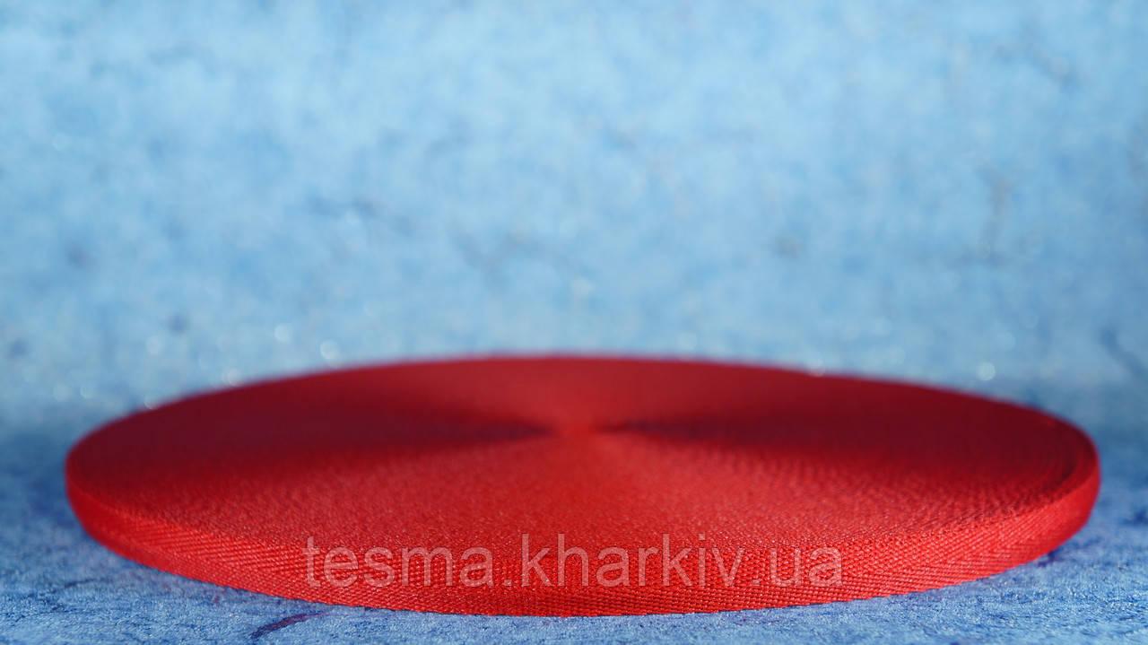 Лента киперная Собственное производство, красный