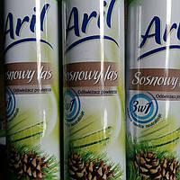 Освежитель воздуха Aril (хвоя), 300 мл