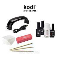 Стартовий набір Kodi c LED лампою 9 ватт