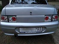 Задние стопы на ВАЗ 2110 стиль Лексус