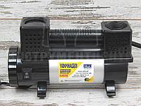 Автокомпрессор двухпоршневой Торнадо КА-Т12191 (фонарь)