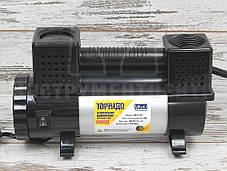 Автокомпрессор двухпоршневой c фонарем Торнадо КА-Т12191
