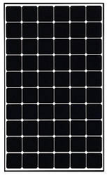 Солнечная батарея LG365Q1C NeON-R A5 365W Mono 30RSBB