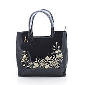 Нарядная женская лаковая сумка