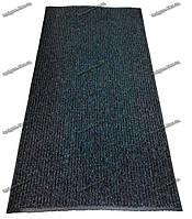 Ковер грязезащитный Рубчик-16 черный 100х200см