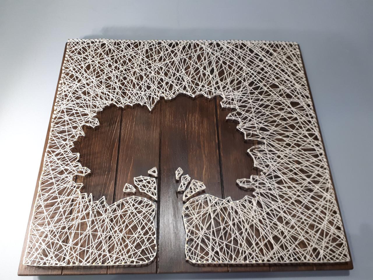 Панно настенное декоративное Дерево