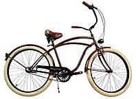 Городской велосипед Men's BROWNIE RoyalBi Electra
