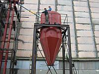 Ваги бункерні під ємності 1-100т. горизонтальні (вертикальні)